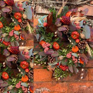 Seasonal Door Wreaths